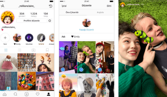 Two New Features For Instagram Stories