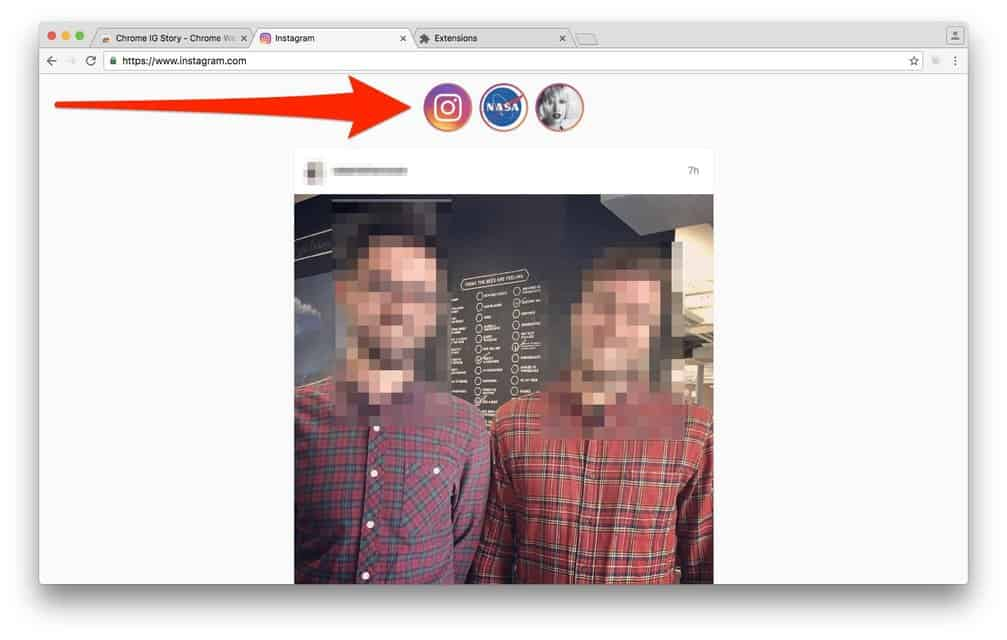 Instagram Extension From Google Chrome