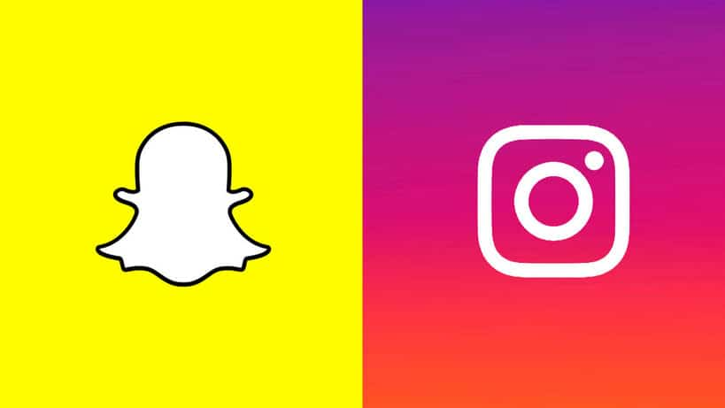 What Is Differences Between Snapchat And Instagram ?