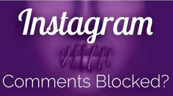 How to Fix Instagram Comment Block