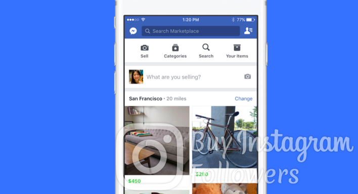 Facebook Is Expanding Marketplace