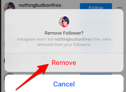 How to Delete All Instagram Followers