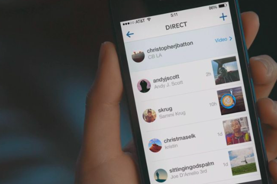 How to Send a Direct Message To A User On Instagram