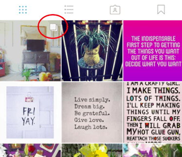 How to Share Multiple Photos On Instagram