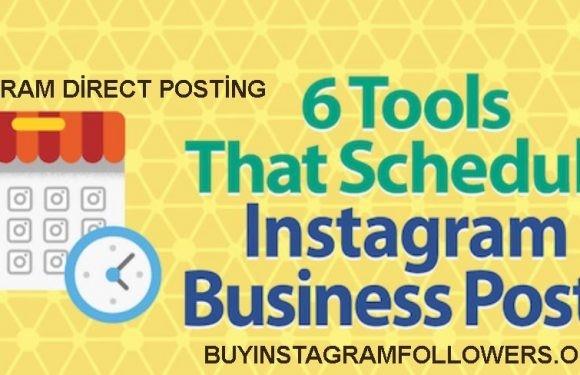 6 Instagram Direct Posting Tools
