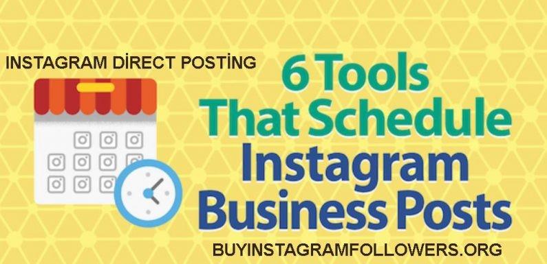 6 Instagram Direct Posting Tools