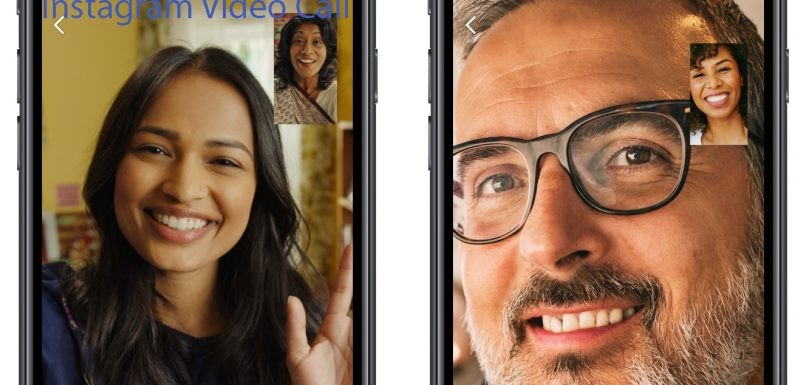 Instagram Video Call now Available