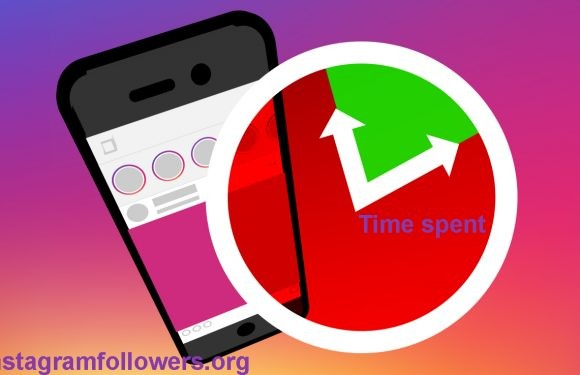Time Spent on Instagram will be Calculate from on