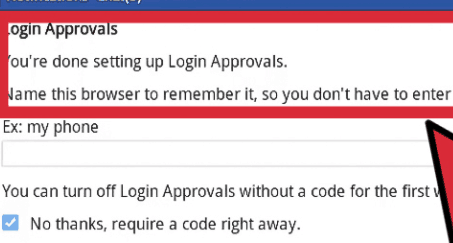 how to get facebook verification code