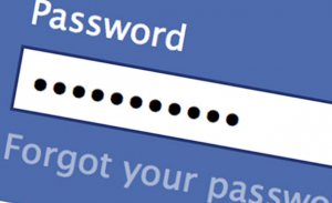 I Can't Reset My Facebook Password