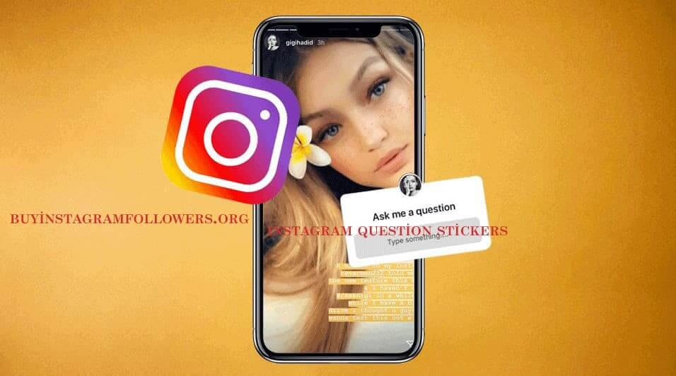 Instagram Question Stickers