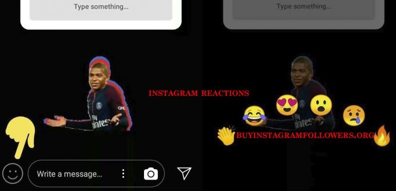 Instagram Reactions now available in Stories