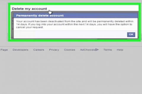 How to Temporarily Lock or Delete a Facebook Account (Updated – 2020)