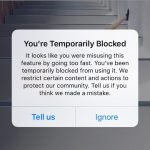 Here's Why You Can't Follow An Instagram Account