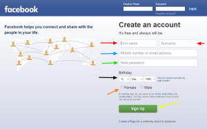 How-to: Facebook Account Registration (Updated – 2019)