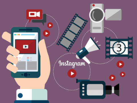 How to post Youtube videos on Instagram