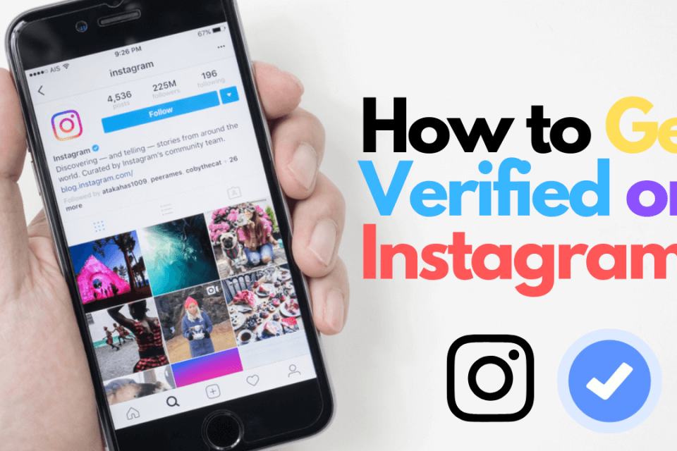 How to Get Verified on Instagram (Blue Check Mark)