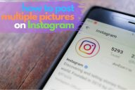 How to Post Multiple Pictures on Instagram (The Easy Way)