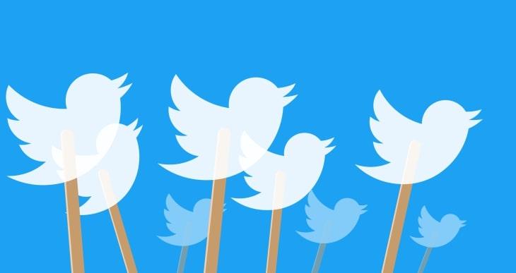 Twitter name