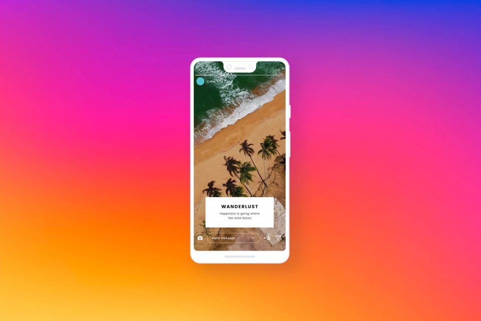 How Can I Add Link to Instagram Story
