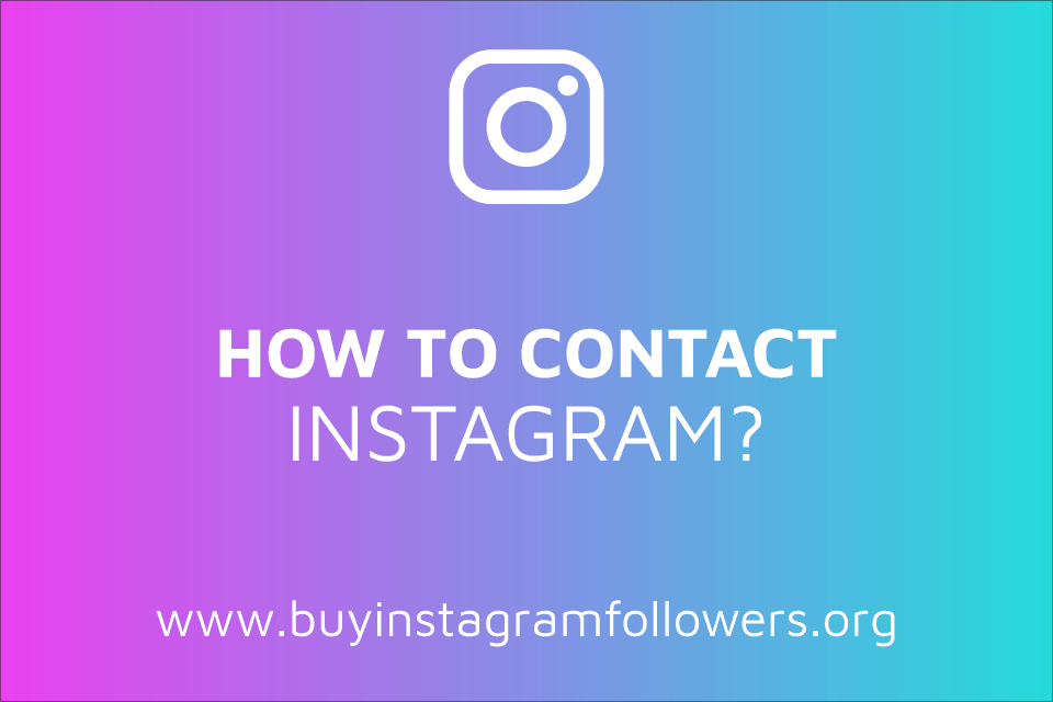How to Contact Instagram? – Instant Addresses (Detailed Guide – 2020)