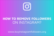 How to Remove Followers on Instagram? (Blocking Them Too)