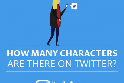 How Many Characters Are There on Twitter? [+Info & Data]