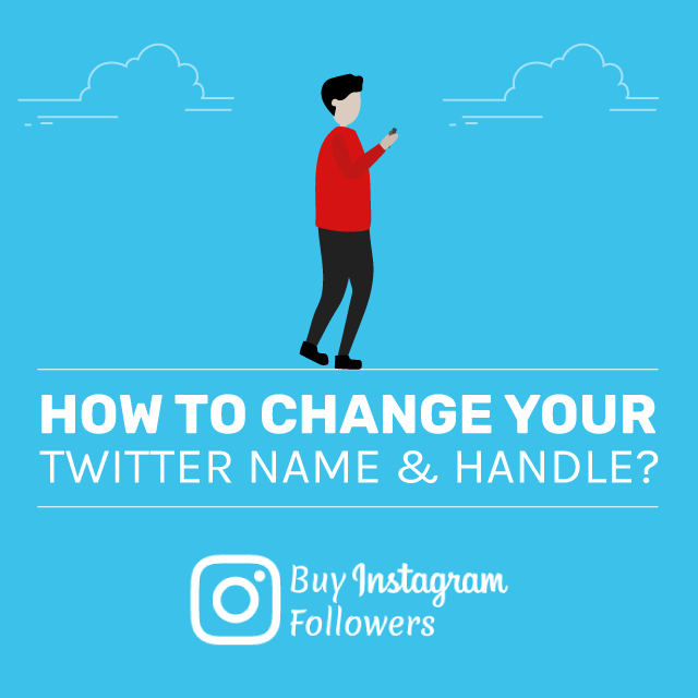 How to Change Your Twitter Name & Handle? (in 5 Steps)