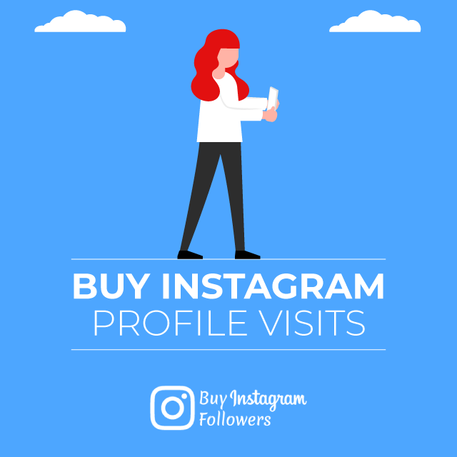 Buy Instagram Profile Visits - 100% Active & Real