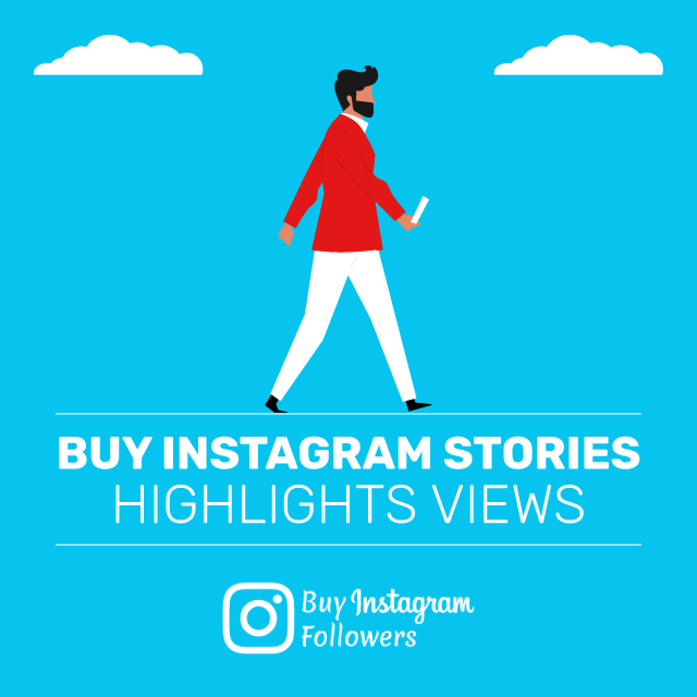 Buy Instagram Story Highlights Views