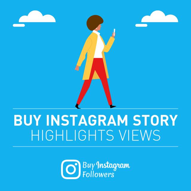 buy instagram story highlights views