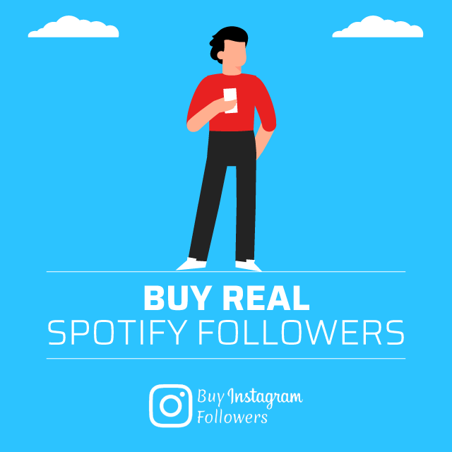 buy real spotify followers