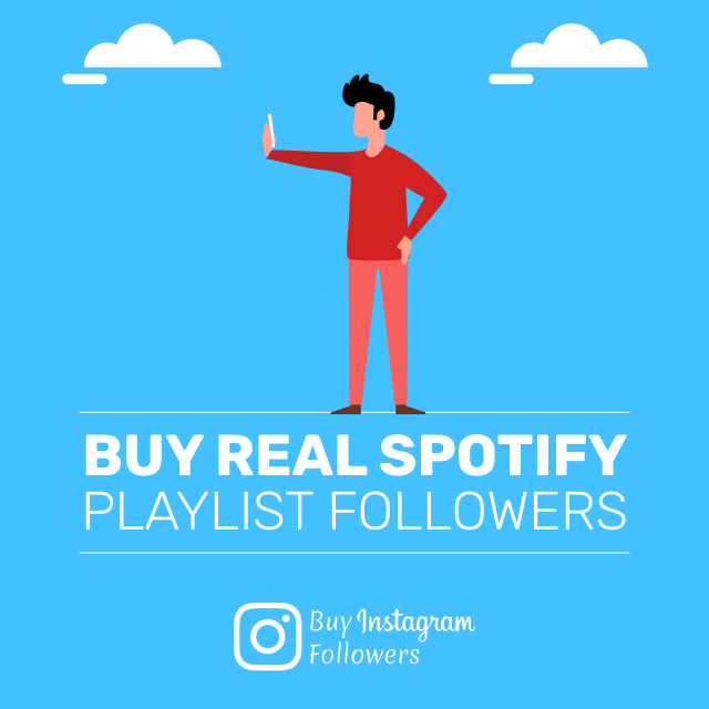 buy real spotify playlist followers