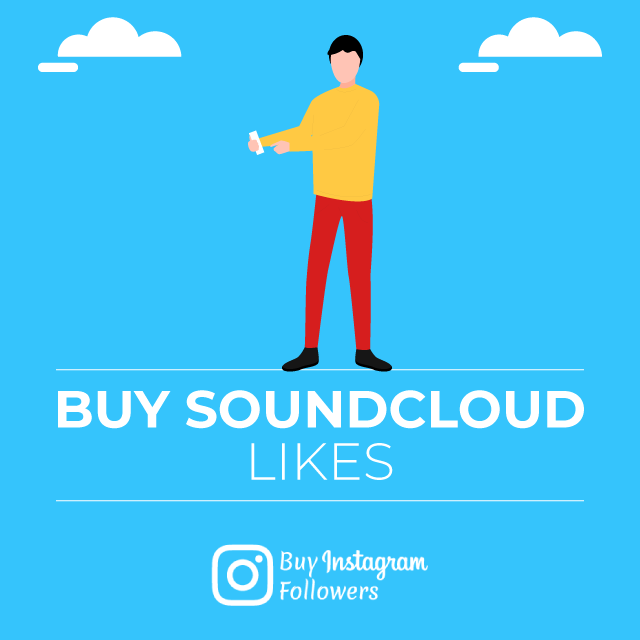 Buy SoundCloud Likes - 100% Working & Real