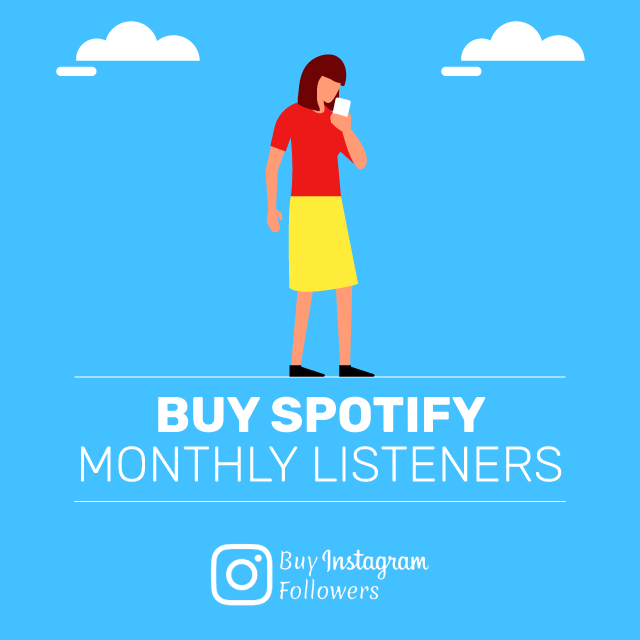 Buy Spotify Monthly Listeners - 100% Real & Authentic