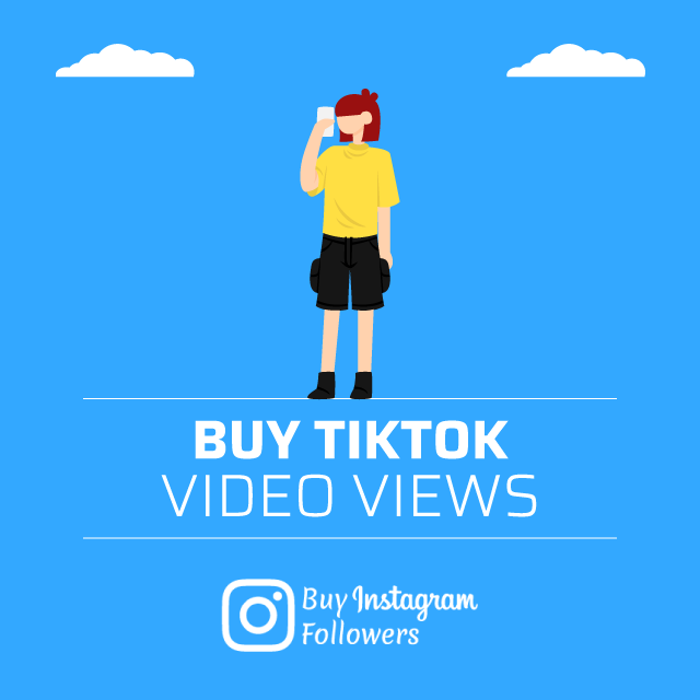Buy TikTok Views - 100% Real Views