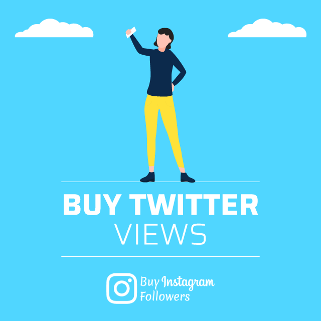 Buy Twitter Video Views - 100% Real Views