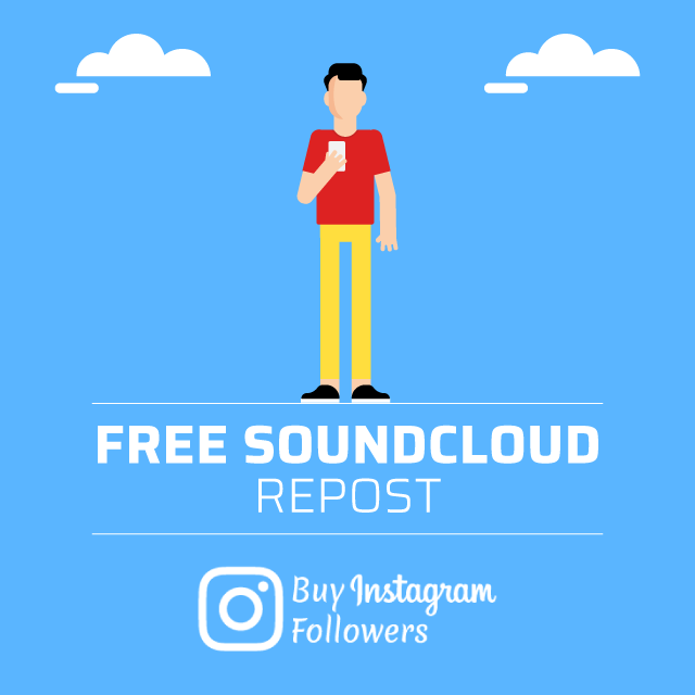 free soundcloud repost