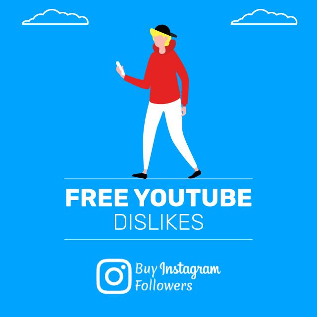free youtube dislikes