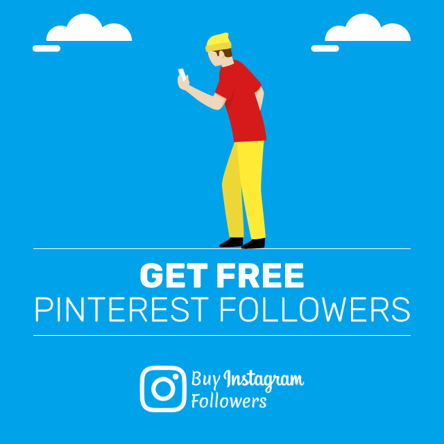 get free pinterest followers