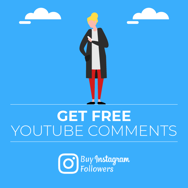 get free youtube comments