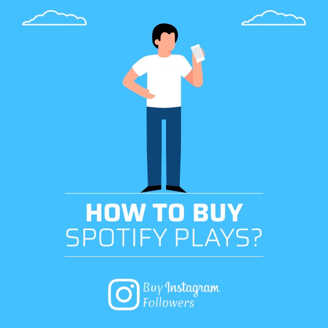 how to buy spotify plays