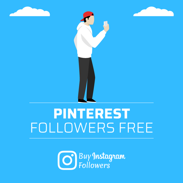 pinterest followers free