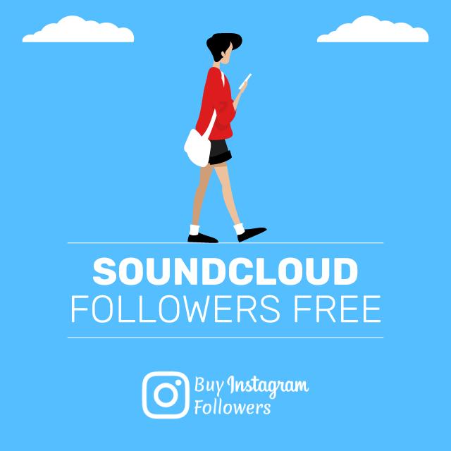 soundcloud followers free