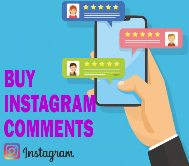 Buy Instagram Comments PayPal: 100% Active Comments » BIF