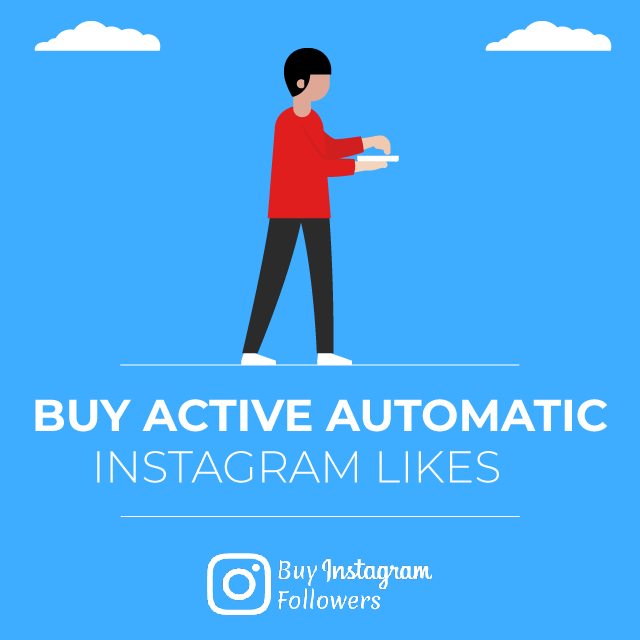 Buy Active Automatic Likes