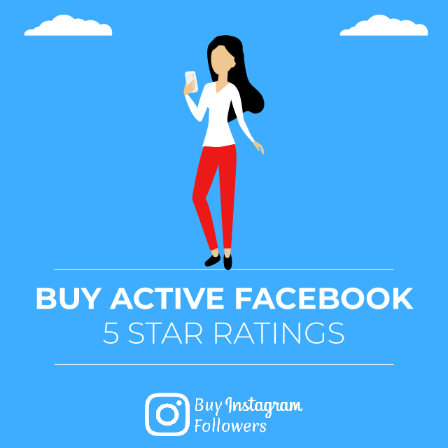 Buy Active Facebook 5 Star Ratings