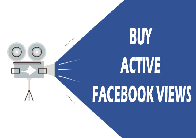 buy active facebook views