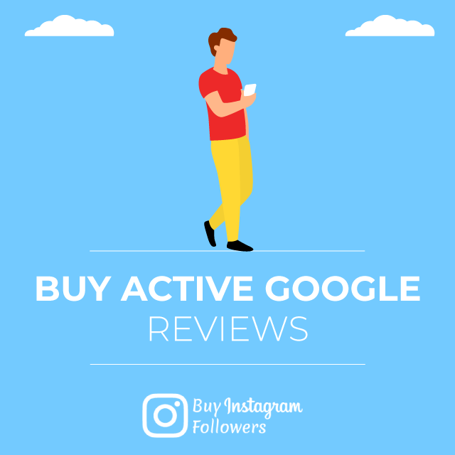 Buy Active Google Reviews