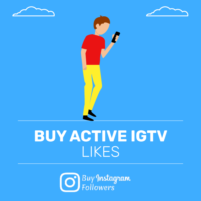 Buy IGTV Likes Paypal: 100% Real - Active & Cheap » BIF